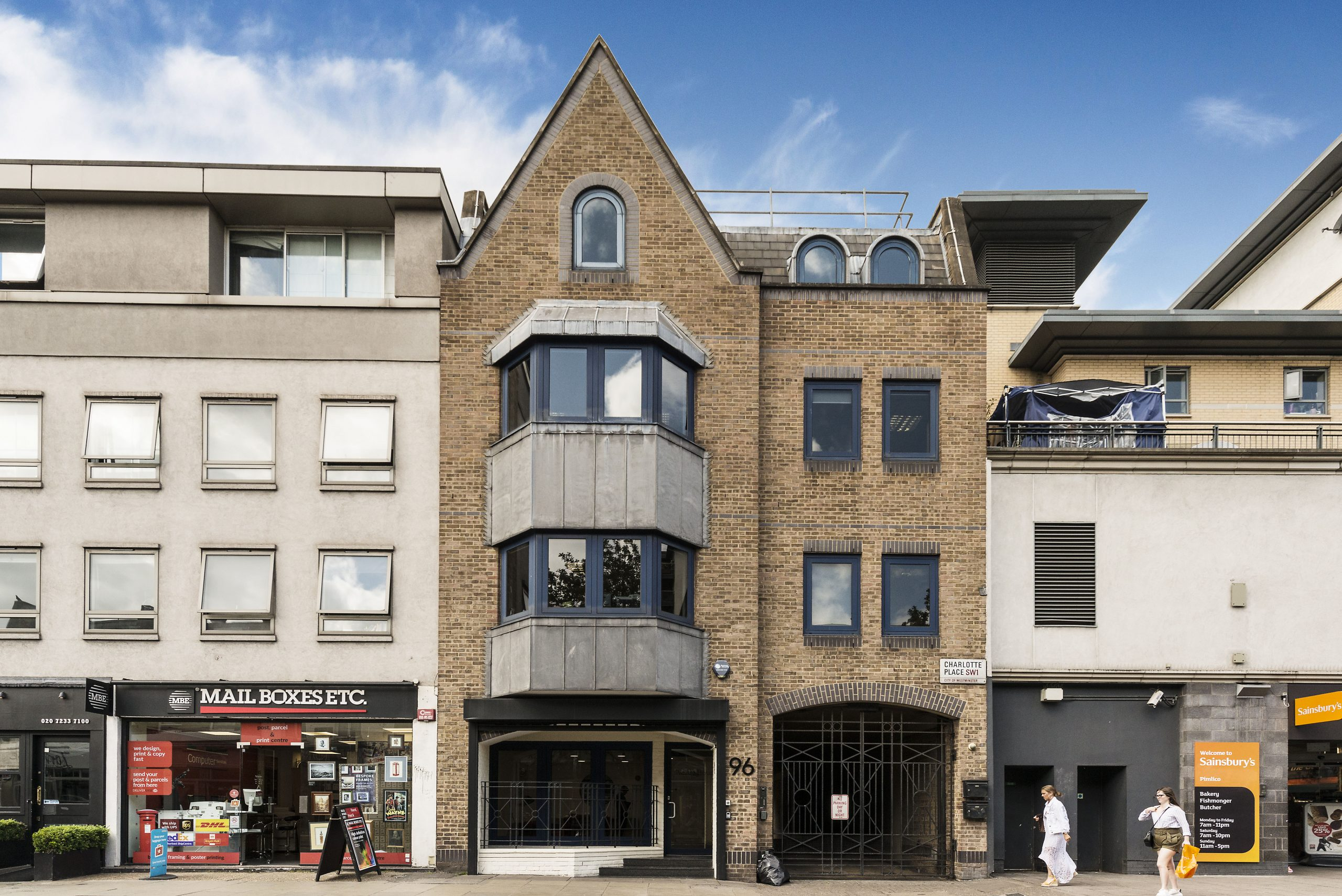 Welby House, 96 Wilton Road, London, SW1V 1DW