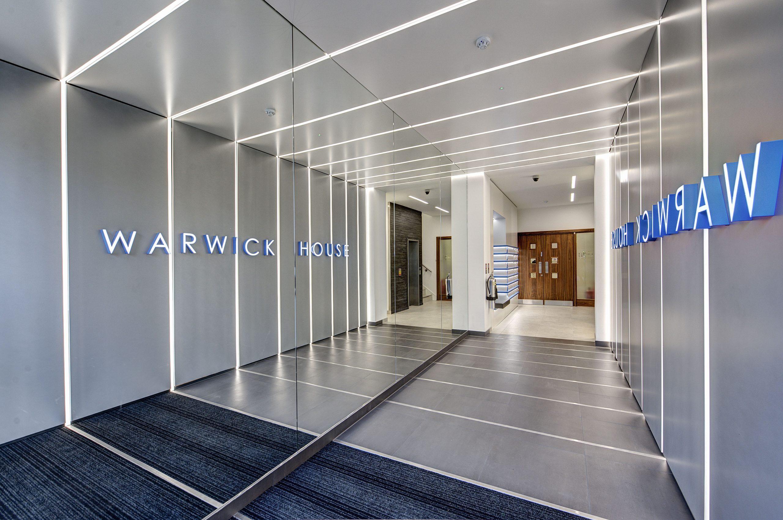 Warwick House, 25-27 Buckingham Palace Road, London, SW1W 0PP
