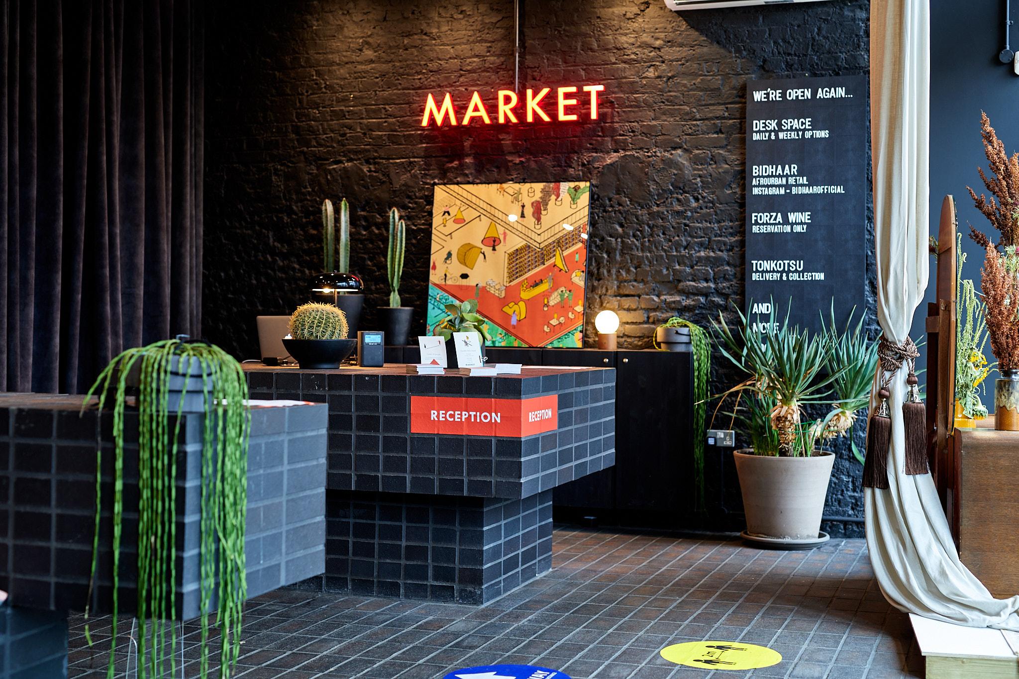 Market, 133a Rye Lane, London, SE15 4BQ
