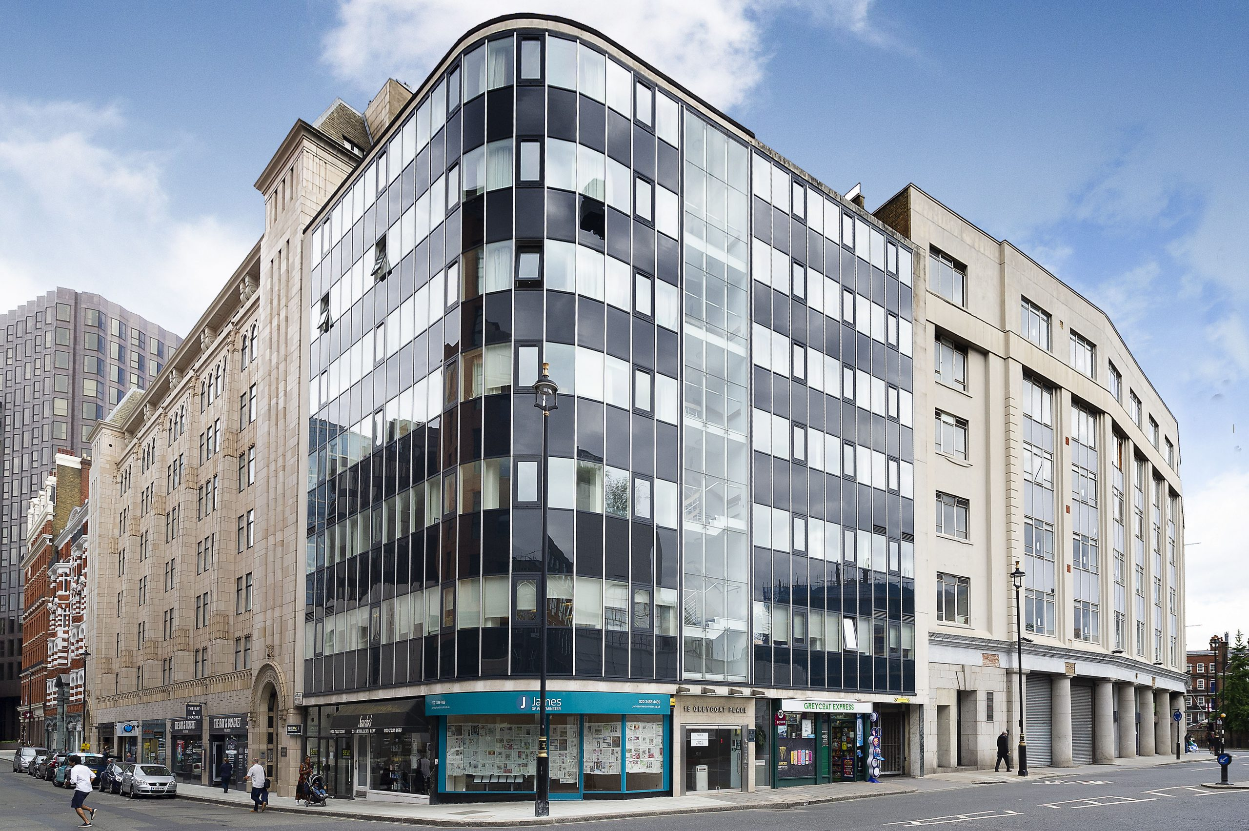 15 Greycoat Place, London, SW1P 1SB