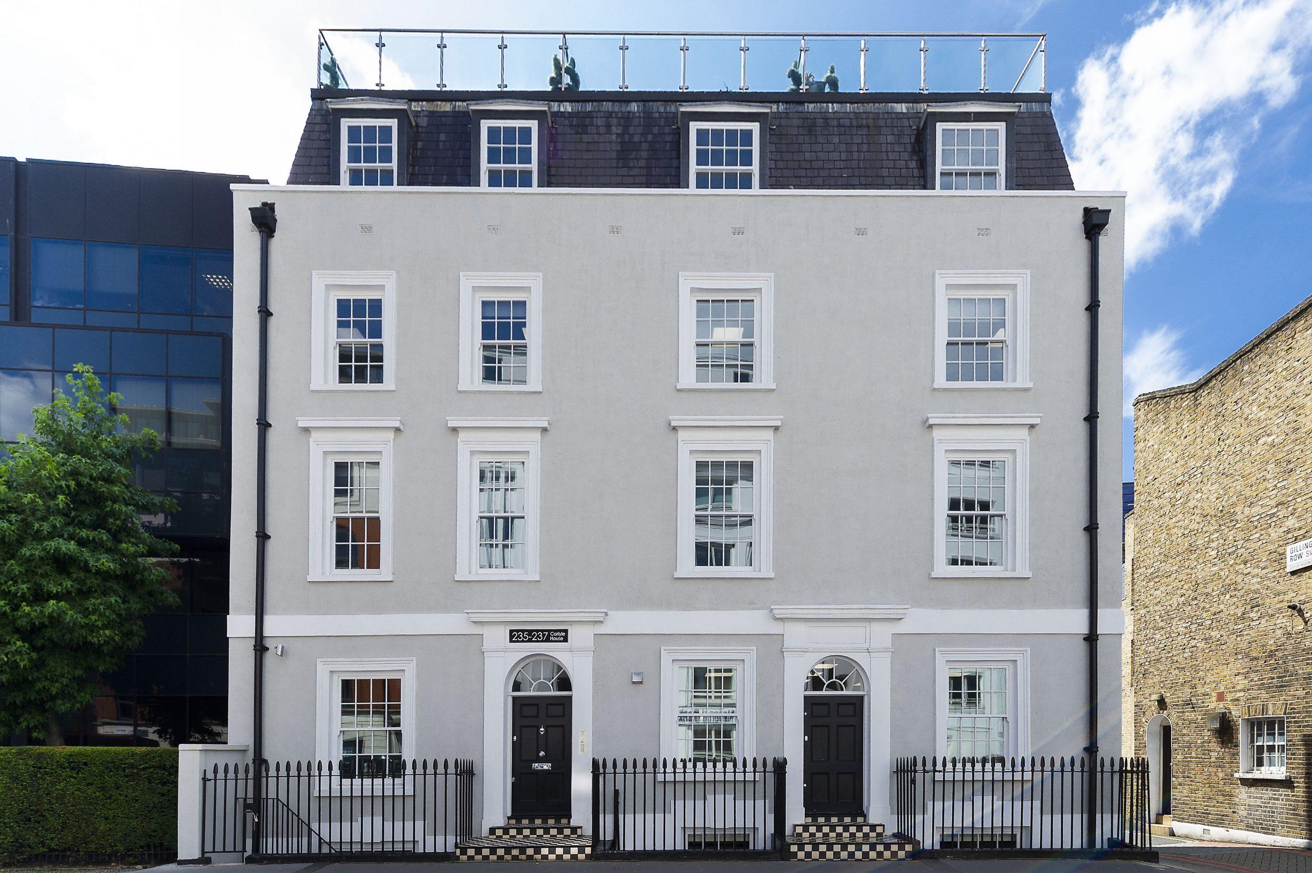 Carlyle House, 235-237 Vauxhall Bridge Road, London, SW1V 1EJ