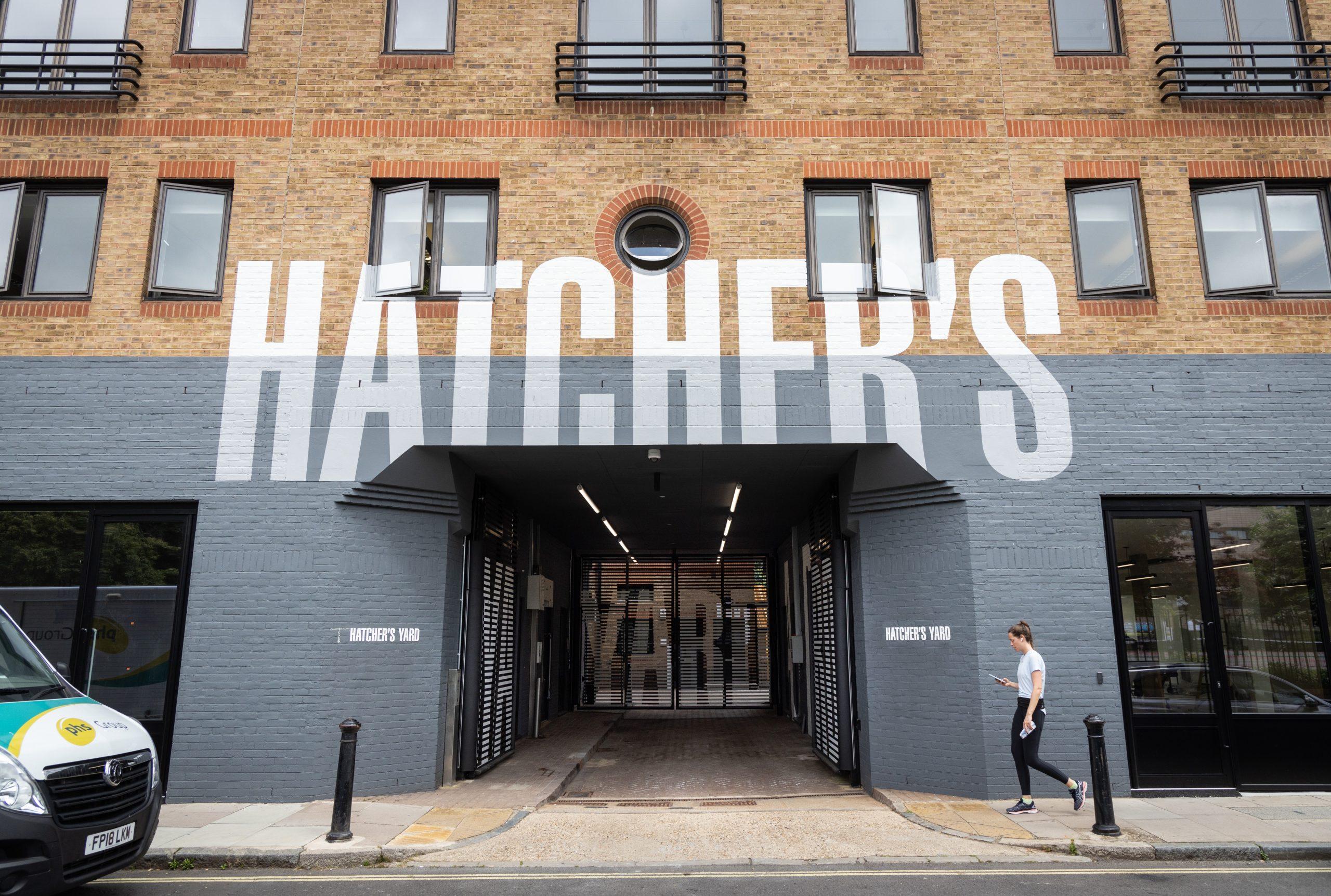 Hatchers Yard, 9 Tanner Street, London, SE1 3LE