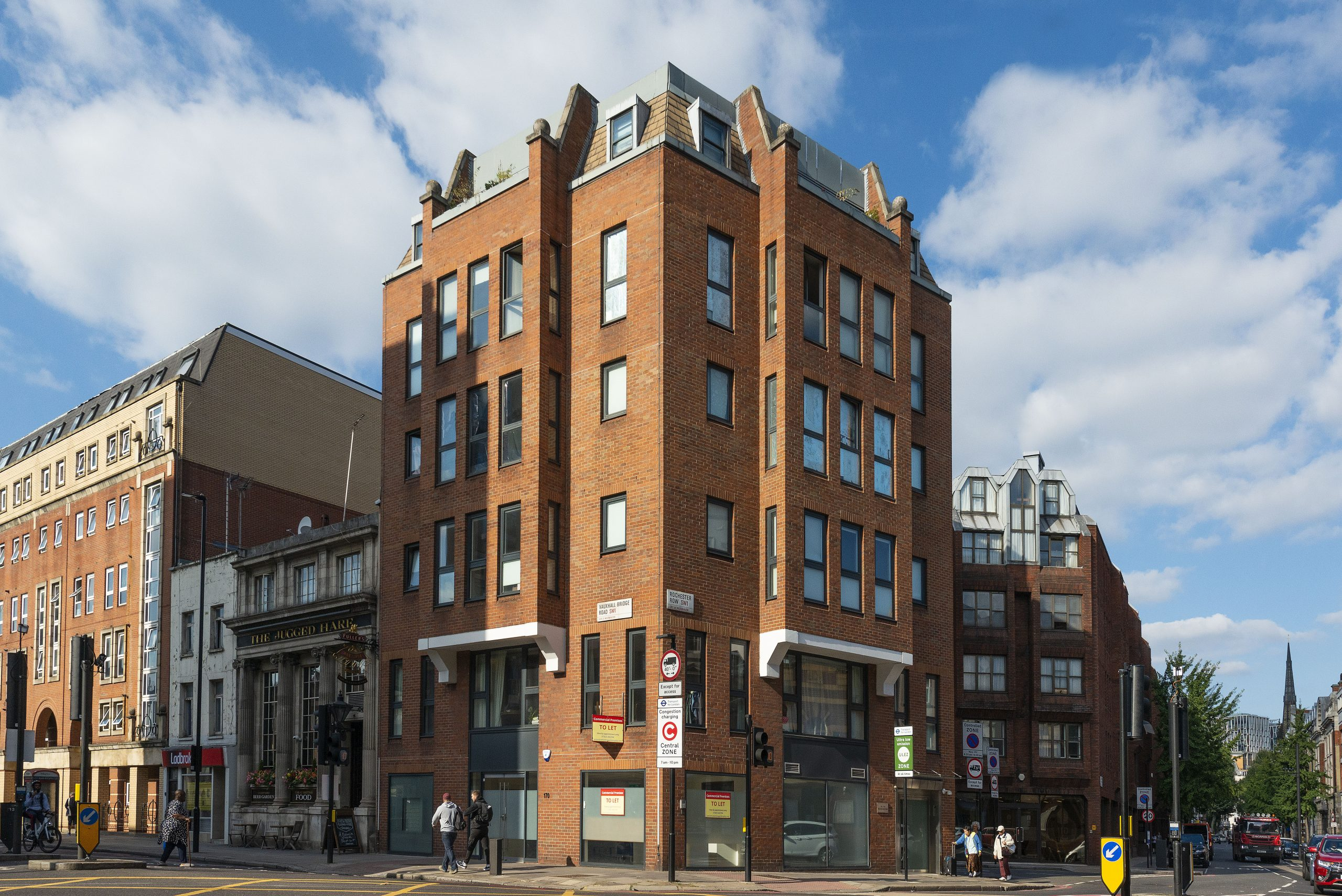 114 Rochester Row, London, SW1P 1JQ